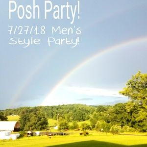 Tops - Posh Party July 27, 2018